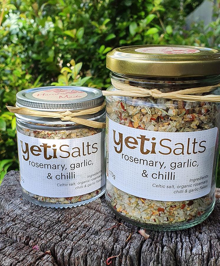 Rosemary Chilli & Garlic