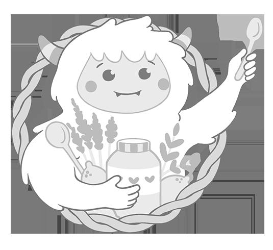 Yeti mascot
